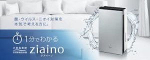 panasonic 次亜塩素酸 ziaino